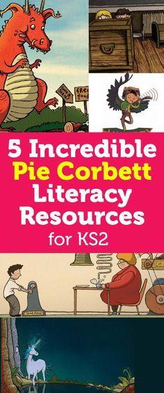 5 Incredible Pie Corbett Literacy Resources For KS2