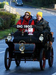 Brighton Veteran Car Run