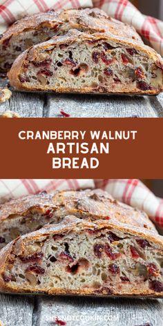 Baking Soda Bread Recipe, Sweet Yeast Bread Recipe, Yeast Bread Recipes, Sweet Bread, Baking Recipes, Eating Healthy, Healthy Living, Muffin Bread, Bread Making