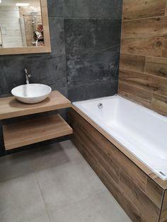 Rustic Bathroom Designs, Bathroom Design Luxury, Modern Bathroom Design, Cozy Bathroom, Small Bathroom, Bathroom Design Inspiration, Bathroom Plans, Foyer Design, Toilet Design