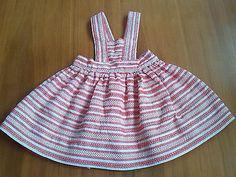 SUSANNE-HUBBERTEN-sehr-altes-Puppenkleid-Maedchenkleid-Original-Vintage-Nostalgie