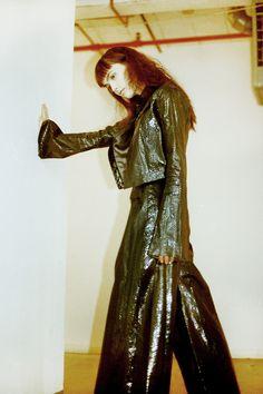 I Know It's Over for Teeth Online x Teeth Magazine / PHOTOGRAPHY: Jingyu Lin STYLIST: Olivia Weeden BEAUTY: Agatahelena MODEL: Maggie Mizner @ Wilhelmina Models