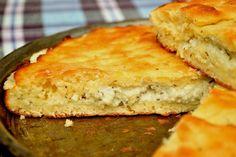 Fried dough with sweet cheese - Plăcinte cu brânză dulce