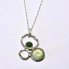Israeli Roman Glass beautiful necklace