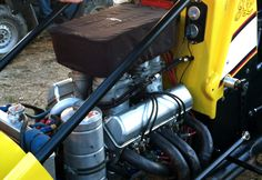Outerwears Pre-Filter on a 410 Winged Sprint Car. Sprint Cars, Race Cars, Race Car Parts, Filters, Racing, Plants, Drag Race Cars, Running, Auto Racing