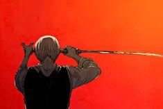 Okita Sougo Manga Boy, Manga Anime, Gintama, Writing Pictures, Okikagu, Anime Nerd, Hot Anime Guys, Animated Cartoons, Beautiful Drawings