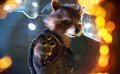 'Rocket Raccoon' in 'Guardians Of The Galaxy: Vol 2' (2017)