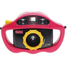 Fisher-Price - 1997 - Perfect Shot 35mm Camera 73817 35mm Camera, Fisher Price, Nintendo Consoles