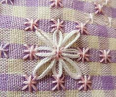 Aus embroiderie