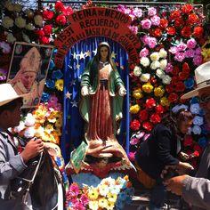 Recuerdo de mi visita a la Basílica de Guadalupe, Ciudad de México