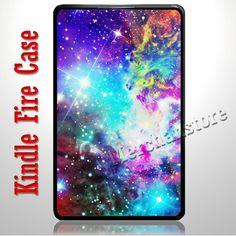 Galaxy Nebula  Kindle Fire Case