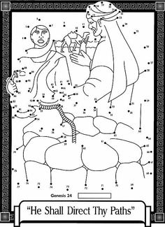 woman at the well coloring page - 1000 images about sunday school coloring page on