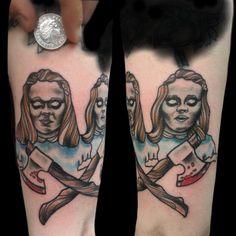 The Shining Tattoo Twins the shining tattoo tumblr
