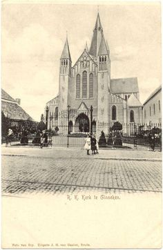 Breda - Ginneken - J.H. r.k.kerk