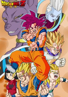 Dragon Ball Z kami to kami by bloodsplach on DeviantArt