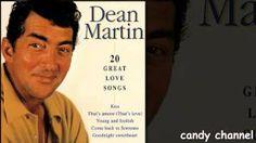 Dean Martin - Great Love Songs (Full Album)