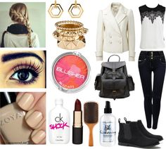 """""""Welcome to the new age.."""" by maiiee on Polyvore"""