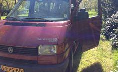 Grand old lady – Volkswagen  T4 California Coach original