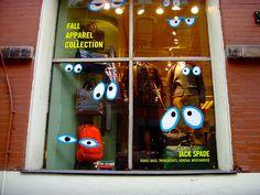 we keeping our eyes on you, pinned by Ton van der Veer