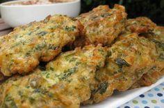 As Melhores Pataniscas de Bacalhau deliciosas e fáceis de fazer - Receitas Para Todos os Gostos