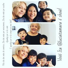 Porque somos mães e hoje devemos celebrar nosso papel mas não o cumprimos num dia só. Somos guerreiras do dia a dia e do ventre aos cabelos brancos dos filhos estaremos ali presentes e pacientes para ensinar e cuidar.  E nesta manhã tenho a sorte de poder receber minha mãe por aqui então aproveito muito! Um maravilhoso dia das mães para todas vocês! Pra todas nós!  #famíliastica #shiraishis #tiffanysfeelings #diadasmaes #maecomfilhos #momlife