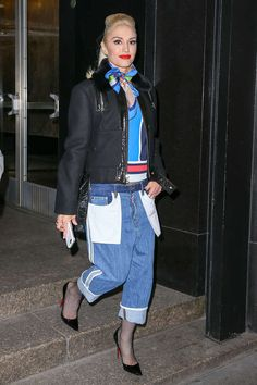 Die Netzstrumpfhose / Mode-Trends / Mode / Vogue
