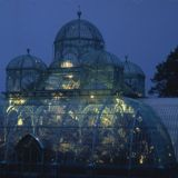 Royal greenhouses in laken. Open only in spring