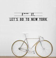 NYC / bike