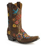 Don't you know when I get rich and can afford to spend that much money on a pair of boots...I'm gonna get me a pair of Old Gringo's like this.. : )