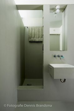 Small foot print bathroom great for ensuite