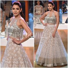 Runway Report : A Look at Manish Malhotra's Mijwan 2017 Collection Manish Malhotra Dresses, Manish Malhotra Designs, Manish Malhotra Bridal, Mode Bollywood, Bollywood Fashion, Bollywood Style, Indian Fashion Designers, Indian Designer Wear, Manish Malhotra 2017 Collection