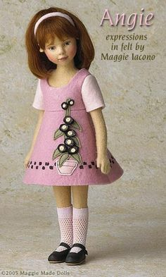 Angie, by Maggie Iacono, 2005