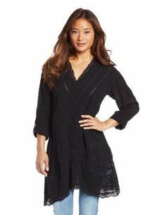 Johnny Was Women's Hanna Tunic Shirt #classroom #fashion