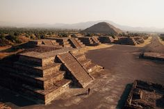 Teotihuacan, Mexico. #HipmunkBL. Fascinating look into a culture from another age.
