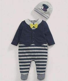 Mad Hatter Mock Waistcoat All-in-One and Hat - Disney - Alice In Wonderland - Mamas & Papas