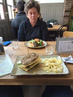 Lekkere lunch - Reizigersbeoordelingen - Het Tussenstation Lisse - TripAdvisor