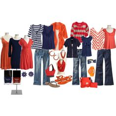 All Auburn... All Old Navy...does it get any better?