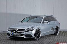 Mercedes-Benz C180 CGI Estate by Vath