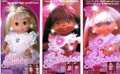 Mattel P.J. Sparkles Doll | 55 Toys And Games That Will Make '90s Girls Super Nostalgic