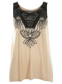 Cornelli Embroidered Top - Miss Selfridge Ss15 Trends, T Bar Shoes, Chain Stitch Embroidery, Different Styles, Nice Dresses, Dress Up, Clothes For Women, Stylish, My Style