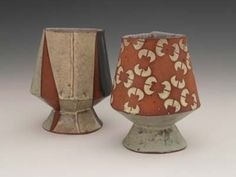 Jay Jensen pottery at MudFire Gallery