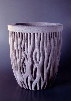 elder g. jones wet-carved cement