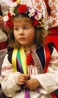 A young Ukrainian girl in deep thought --- what's on your mind sweetheart?