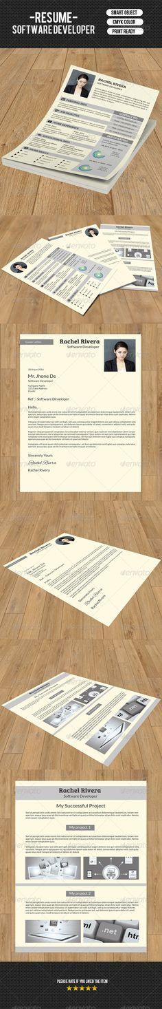 Minimalist Resume Minimalist, Print templates and Font logo - classic resume template