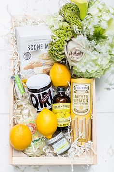 Tips for Creating The Perfect Gift Box! - Sugar and Charm - sweet recipes - entertaining tips - lifestyle inspiration