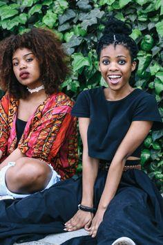 Blogs de Streetstyle - não look do dia. Foto 1 Afropunk