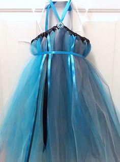 Time Burton Alice In Wonderland Inspired TuTu dress