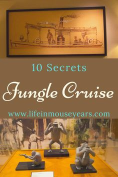 Jungle Cruise is one of the original 12 opening day attractions that still exist today! Find out some interesting facts about this classic and fun attraction! www.lifeinmouseyears.com #lifeinmouseyears #disneyland #junglecruise #disneyrides #disneyfun Disneyland Secrets, Disneyland Resort, Disney Rides, Disney Fun, Interesting Facts, The Secret, Attraction, Fun Facts, Travel Tips