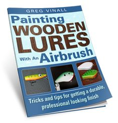 "This eBook is a ""must read"" for anyone wanting to know how to paint their own lures to an exceptionally professional standard!"