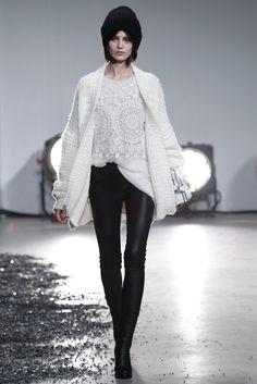 Zadig & Voltaire RTW Fall 2014 - Slideshow - Runway, Fashion Week, Fashion Shows, Reviews and Fashion Images - WWD.com